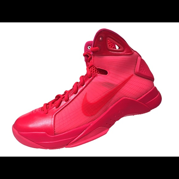 5c3008336790 Nike Hyperdunk 08 Solar Red Mens Basketball New